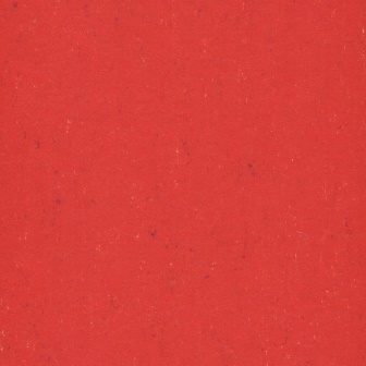 Линолеум натуральный DLW Flooring Colorette Pur 137-118 Power Red