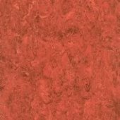Линолеум натуральный DLW Flooring Marmorette Pur 125-048 Cranberry Red
