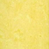 Линолеум натуральный DLW Flooring Marmorette Pur 125-076 Pale Yellow